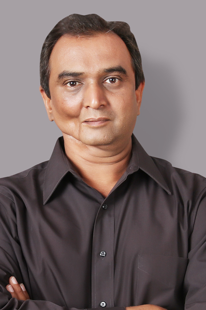 Hitesh Parikh Executive Director